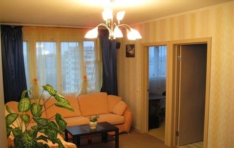 Квартира у метро с мебелью и техникой - Фото 1