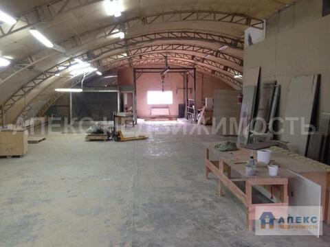 Аренда помещения пл. 429 м2 под склад, производство, , офис и склад м. . - Фото 1