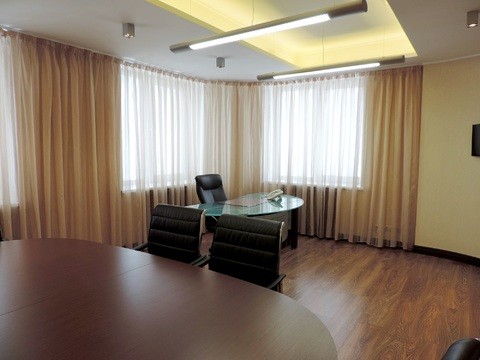 "Офис 58,4 м2 в БЦ ""Сити Плаза"" - Фото 2"