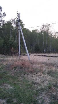 Земельный участок в пос. Мельничная Падь - Фото 4