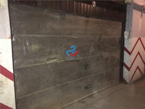 Теплый гаражный бокс В подземном паркинге на ул. Энгельса, д.13 - Фото 2