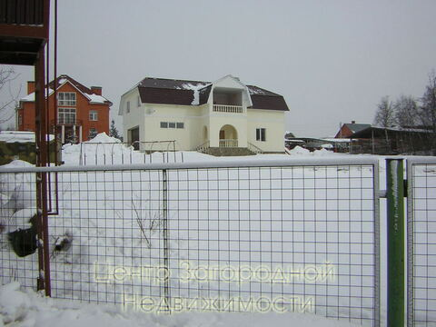 Дом, Новорижское ш, Волоколамское ш, 18 км от МКАД, Дедовск г. . - Фото 2