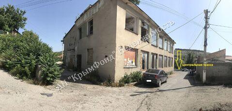 Коммерческое помещение 575 м2, г. Бахчисарай, центр Старого города - Фото 1