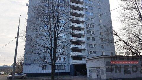 Продаётся трёхкомнатная квартира по адресу: Матвеевская улица, 3к1 - Фото 5