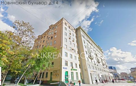 Продается 3-комн. кв. Москва, район Арбат, Новинский бул, 14 - Фото 1
