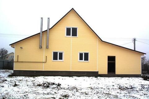 Продается дом 135 кв.м. Егорьевский район д. Михали - Фото 1