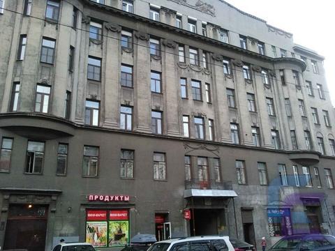 Комната 16 м. в 5-ти к.кв, метро Василеостровская - комиссия 50% - Фото 1