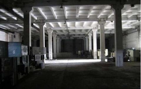 Производственное здание , склад