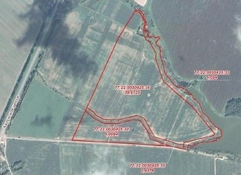 Великолепный участок 9 Га для ИЖС в Новой Москве вблизи леса и воды - Фото 1