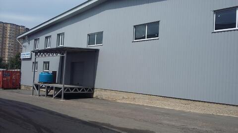Производство, склад 3000 м2 - Фото 1