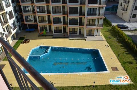 Недорогая квартира с одной спальней в Болгарии, Солнечный Берег - Фото 5