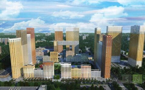 Продается квартира г.Москва, Ильменский проезд - Фото 1