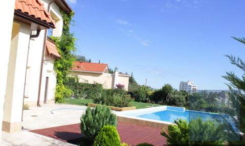 Продается дом в Крыму, поселок Гурзуф, ул.Лазурная (250 м2) - Фото 2