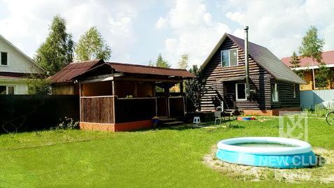 Дом 90 кв.м. для постоянного проживания. 10 соток. 35 км. от МКАД. - Фото 3