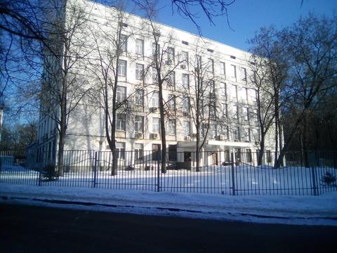 Продажа здания с земельным участком 4200м2. метро Рижская - Фото 1