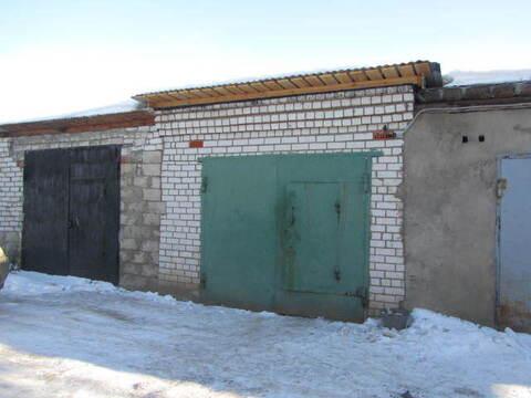 Гараж р-н столовой № 8 в городе Александров, Владимирская область - Фото 1