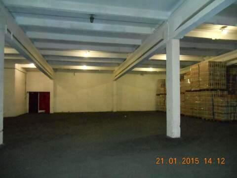 Аренда склада от 30 кв.м, м.Юго-Западная - Фото 4