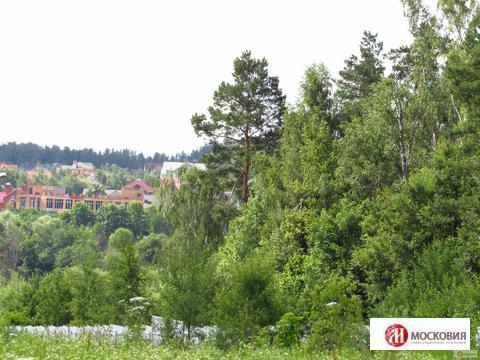 Видовой участок 12 соток, Шаганино, 25 км от МКАД, Калужское шоссе - Фото 2