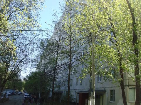 М.Домодедовская 3 м.п. Сдается 2 квартира 53кв.м 7/17панель - Фото 1