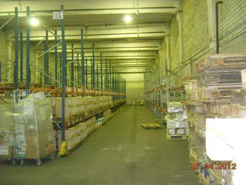 Предлагается к продаже складской комплекс 13 120 кв.м. - Фото 1