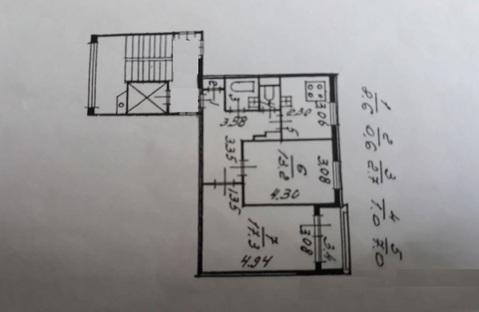 Объявление №45441342: Продаю 2 комн. квартиру. Санкт-Петербург, ул. Дыбенко, 12 к3,