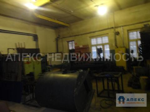 Аренда помещения пл. 590 м2 под склад, производство, Поварово . - Фото 1