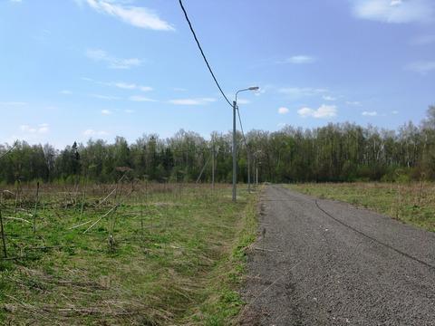 Участок 12,9 соток с панорамным видом на лес. - Фото 3