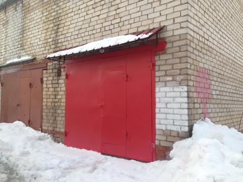 Кирпичный гараж с подвалом ГСК Рассвет - Фото 1