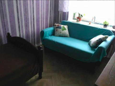 Комната в 2к квартире рядом с метро Щукинская, Аренда комнат в Москве, ID объекта - 700789845 - Фото 1
