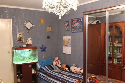 Улица Шверника, дом 1, корпус 1, 3-х комнатная квартира 67 кв.м. - Фото 1
