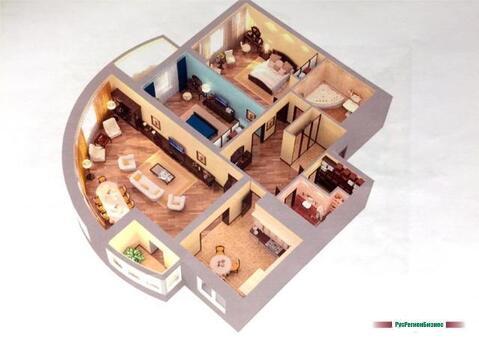 Продается трехкомнатная квартира Ленинский проспект дом 105, м. про - Фото 1