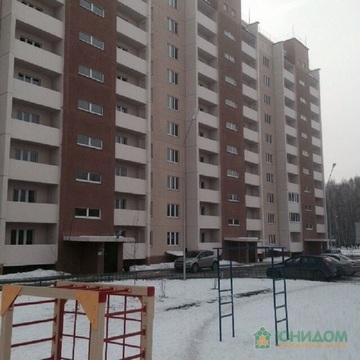 1 комнатная квартира в новом доме с ремонтом, ул. Маршака, Тарманы - Фото 1