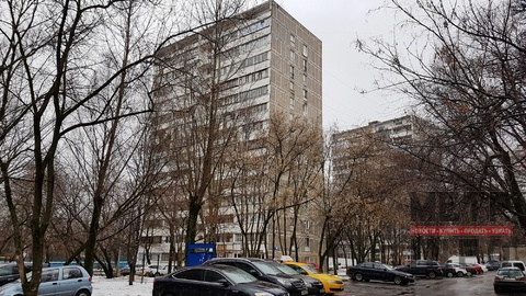 Продажа двухкомнатной квартиры на Веерной улице, 14а - Фото 1
