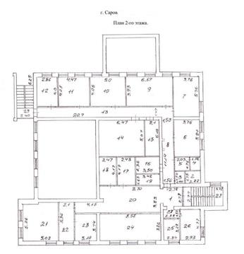 Сдам, офис, 1977.4 кв.м, область, Советская ул, Аренда здания, ., Аренда офисов в Нижнем Новгороде, ID объекта - 600587072 - Фото 1