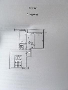Продам 2-комн. квартиру в Железнодорожном районе - Фото 1