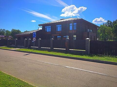 Дом 380 кв.м, Участок 20 сот. , Киевское ш, 27 км. от МКАД. . - Фото 3