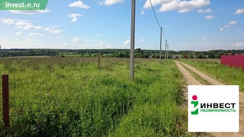 Продажа участка, Ушаковка, Заокский район, Ул. Лесная - Фото 1