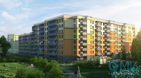 Продажа 2-комнатной квартиры, 49.15 м2 - Фото 1