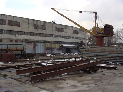 Производственная база с жд 29 090 кв.м. - Фото 3