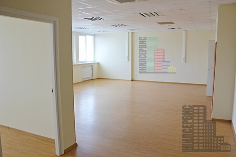 Офис 111 кв.м в БЦ нииполиграфмаш, Профсоюзная д.57 - Фото 1