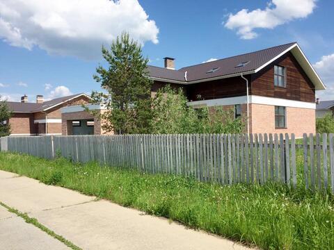Дом 393 кв.м. в «Рузских просторах», 700 м берег Рузского водохранилищ - Фото 1