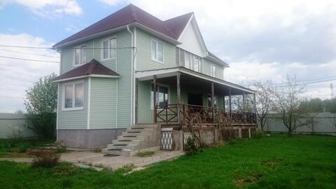 Дом 122кв м на участке 10сот в д Захарково - Фото 2