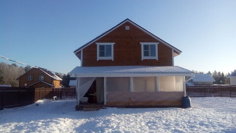 Зимний дом в Боровиках-2 - Фото 5