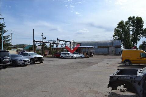 Продажа производственно-складская база 1037 м2 Благоварская 16 - Фото 3