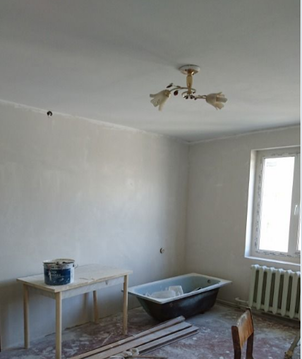 Трехкомнатная квартира в г.Балабаново. - Фото 2