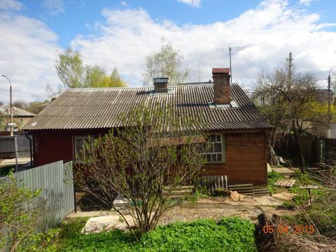 Часть дома в г.Серпухов ул. Красноармейская (оформлена как квар - Фото 1