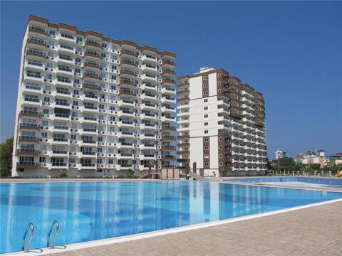 Квартира на берегу Средиземного моря Турция, Мерсин! Бесплатный тур! - Фото 3