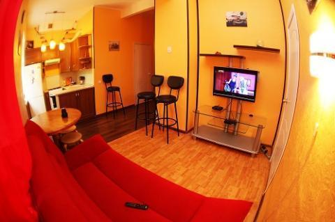 3-х квартира посуточно бизнес класс м.белорусская - Фото 1