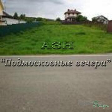 Варшавское ш. 35 км от МКАД, Давыдово, Участок 12 сот. - Фото 1