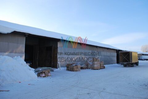 Аренда склада, Уфа, Ул. Самаркандская - Фото 1